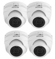 купить CCTV KIT 5500 5Mp 4 camera 4channel PoE NVR в Кишинёве