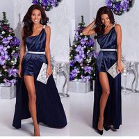 Платье Гелла синее