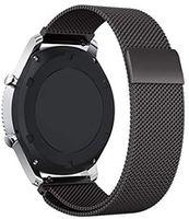 Ремешок Samsung Gear S3/Watch 46mm-22mm, Milanese Loop,Tellur Black
