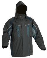 Утепленная куртка Nyala черная