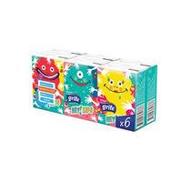 GRITE - Бумажные носовые платки HEY! KIDS 6x8
