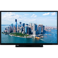 TV LED Toshiba 24W1753DG, Black