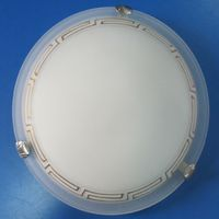 Светильник HF-MD041 A1 2*E27 золотистый HF