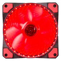 Вентилятор Marvo  FN-11 Red
