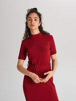 Платье CROPP Красный
