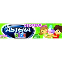 Pasta de dinti ASTERA KIDS Ice Cream 50ml