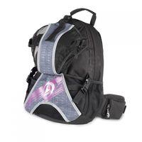ROLLERBLADE BackPack LT 25 Grey/Purple, серый-фиолетовый