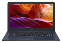 Laptop Asus X543MA, 15.6 HD Celeron N4000, 4GB, SSD 256 GB, Intel UHD 600, no DVD, no LAN, VGA webcam, SD card reader, WLAN 802.11ac, BT4.2, 2xUSB 2.0, 1xUSB-A 3.2, 1xHDMI, 1 x Audio combo jack, 33W, 1.9 kg, Star Grey