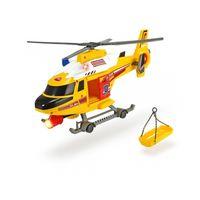 Dickie Elicopter de salvare cu lumină şi muzică, 41 cm