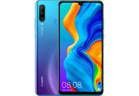 купить Huawei P30 Lite Dual Sim 4GB RAM 128GB, Peacock Blue в Кишинёве