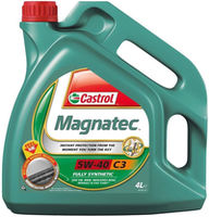 Моторное масло Castrol Magnatec C3 5W-40 4L