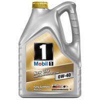 Моторное масло MOBIL 1 New Life 0W-40 5L