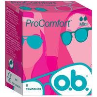 O.B. тампоны Pro Comfort Mini, 8шт