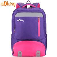 Школьные рюкзаки AOKING  B6109 , лиловый