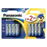 Батареки PANASONIC LR6EGE8B2F