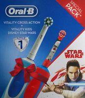 Щетка зубная электрическая Oral-B D12.513 Vitality+Star Wars