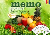 алфавит фрукты-овощи
