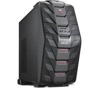 Acer Predator G3-710 (DG.B1PME.002) Intel® Core®  i5-6400 2.70 GHz, 16Gb (2* 8Gb) DDR4 RAM, 256GB SSD + 2TB HDD, DVDRW, Cardreader, NVIDIA GTX1060 6GB Graphics, 500W PSU, FreeDOS, USB Predator KB/MS, Black