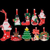 Ёлочное украшение Christmas 23373