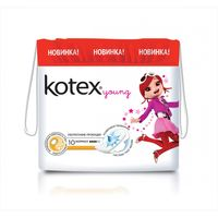 Absorbante Kotex Young Normal 10 buc.