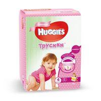 Huggies Трусики Girll 4 (9-14 кг.) 17 шт.