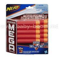 """Nerf A4368 Комплект 10 стрел для бластеров """"Mega"""""""