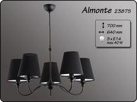 23875 Люстра  Almonte 5л