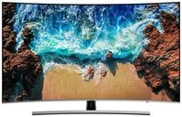 TV LED Samsung UE55NU8500UXUA, Black