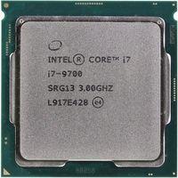 Intel® Core™ i7 9700, S1151, 3.0-4.7GHz (8C/8T) Tray