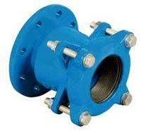 купить Адаптер фланцевый чугун для ПЭ трубы DN200  (219-238) - PN16 FlangeSystem 8 отверстий в Кишинёве