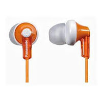 Наушники PANASONIC RP-HJE118GD Orange