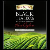 Чай черный  Big Active Pure Ceylon, 100 шт
