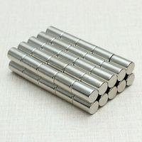 Magnet Ø D4 mm x H5 mm