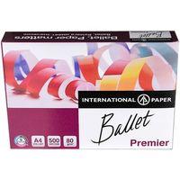 Бумага офисная BALLET BRILLIANT, А4, класc A, 500 листов