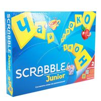 Mattel Scrabble Junior RU (Y9736)