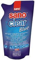 Sano Clear средство для стёкол запаска  750 мл