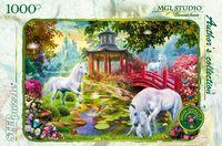 """Mozaic """"puzzle"""" 1000 """"Idilă de vară"""" (colecția autorului), cod 40775"""