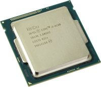 Intel Core i3-4160 3.6GHz Tray