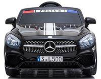Электромобиль Toyland Mercedes SL500 Police Black (053092)