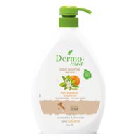 Жидкое мыло для рук Dermomed Bio с экстрактом Цветка апельсина, 600 мл