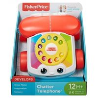 Fisher-Price Весёлый телефон