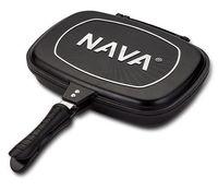 Сковорода NAVA NV-10-142-003 (гриль двойной 32 см)