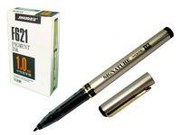 купить Ручка F621 soft ink 1mm черная в Кишинёве