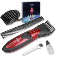 Машинка для стрижки волос SURKER водостойкая. Гарантия