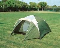 Палатка четырёхместная (100х210х240х130см )