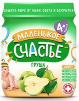 """""""Маленькое счастье"""" Пюре из груши 90 gr. (4m+)"""