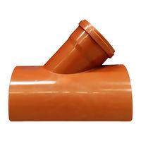 купить Хомут клеевой ПВХ dn400/160 х 90° в Кишинёве