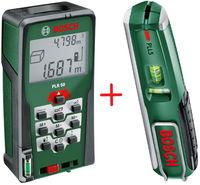 Лазерный дальномер Bosch PLR 50 + PLL 5  (06159940BM)