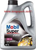 10W-40 Super2000 4L Mobil (10W40)