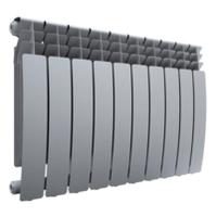 Алюминиевый радиатор TERMA Graphite 575X800